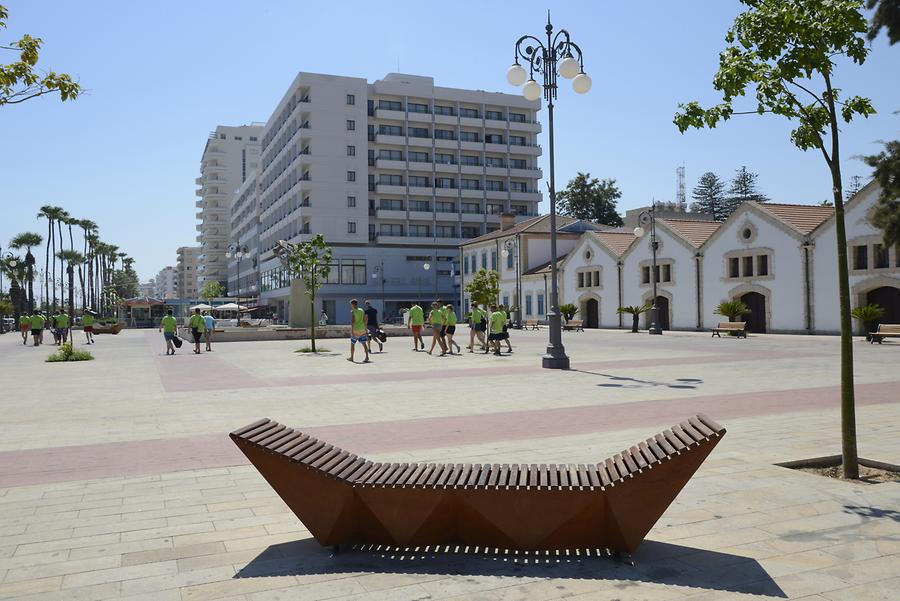 Larnaca - Boardwalk