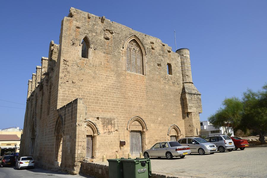 Famagusta - Church of Sts. Peter and Paul