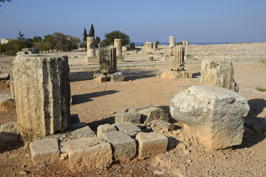 Kouklia - Sanctuary of Aphrodite