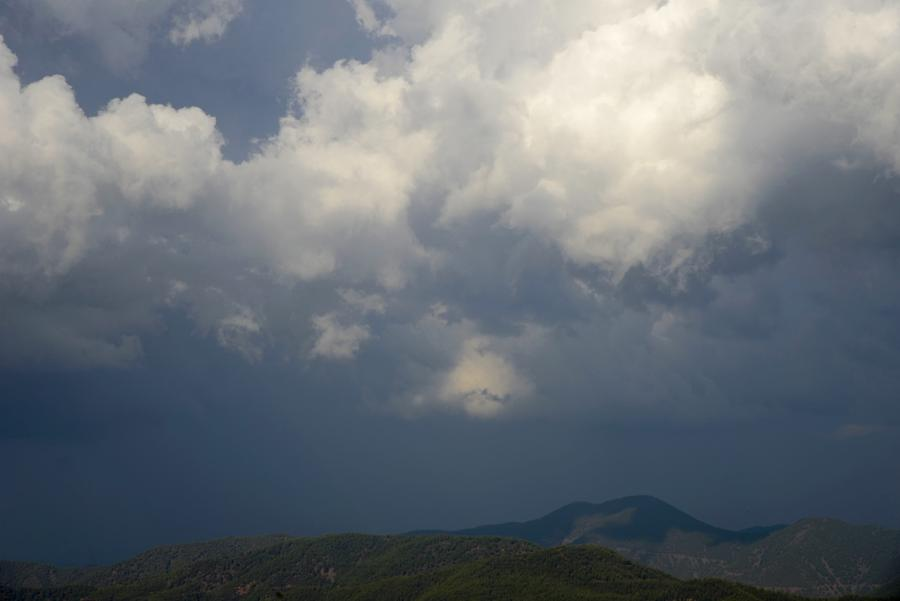 Troodos Mountains - Approaching Thunderstorm