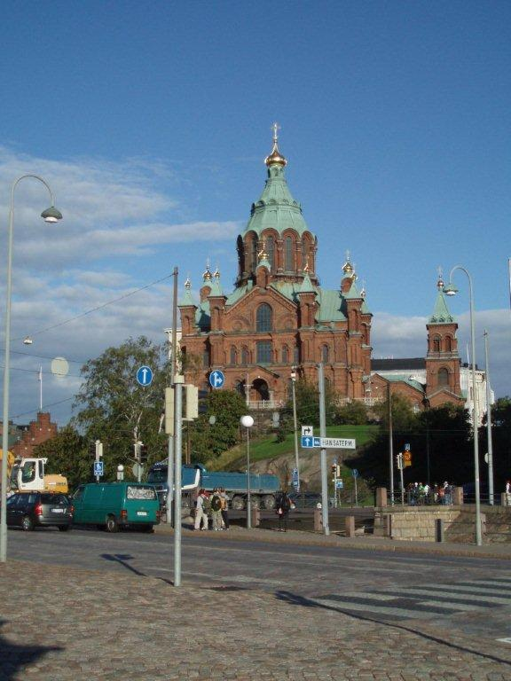 Orthodox Cathedral, Helsinki