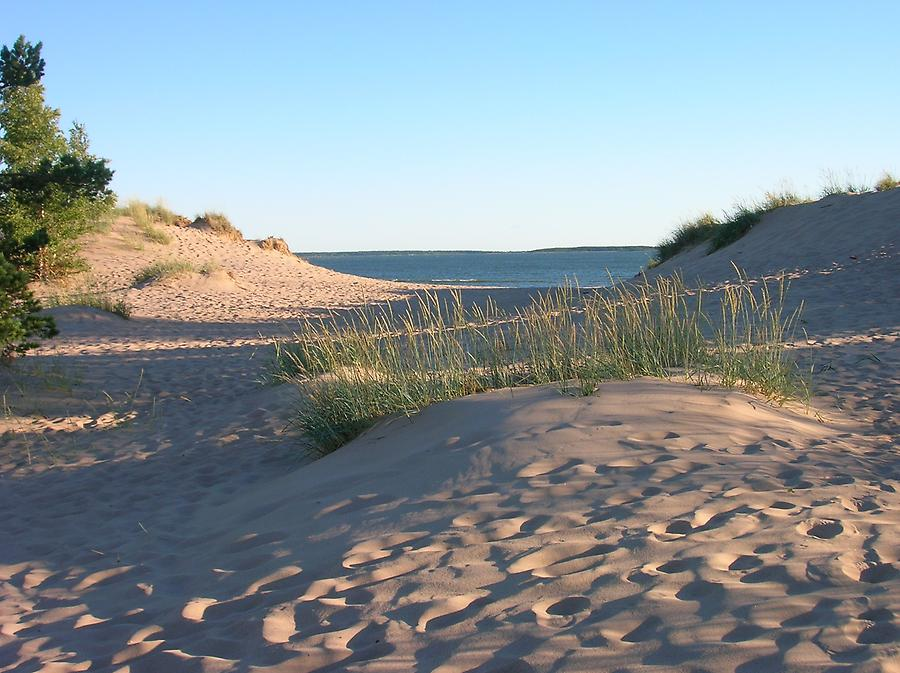 beach near Pori