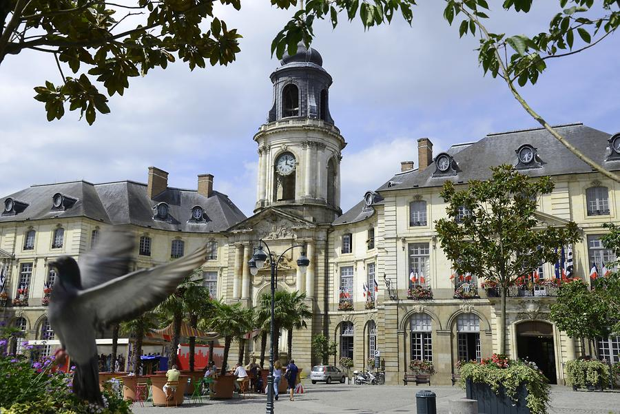 Rennes - Town Hall