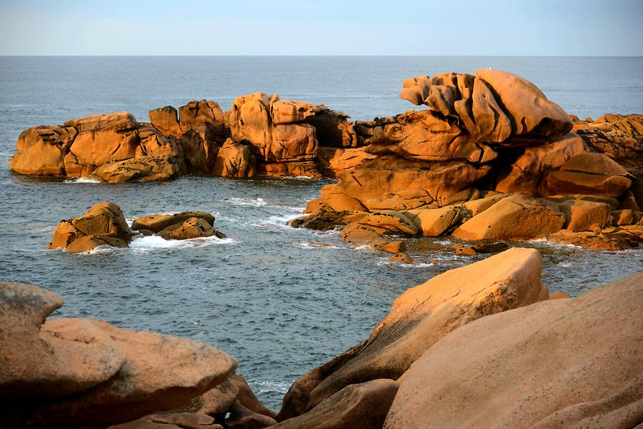 Coast of Granit Rose