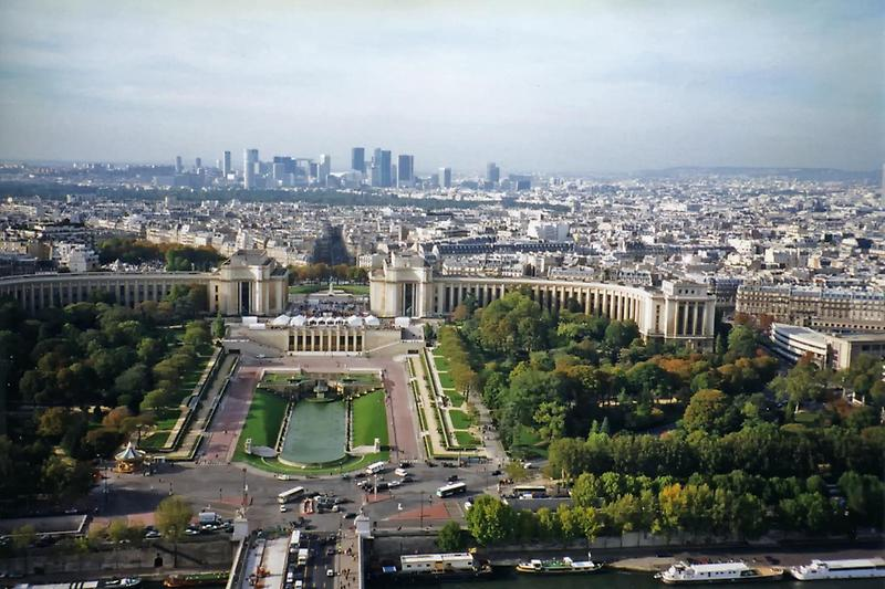 Palais de Chaillot, Paris (1)