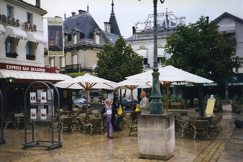 Town of Cognac