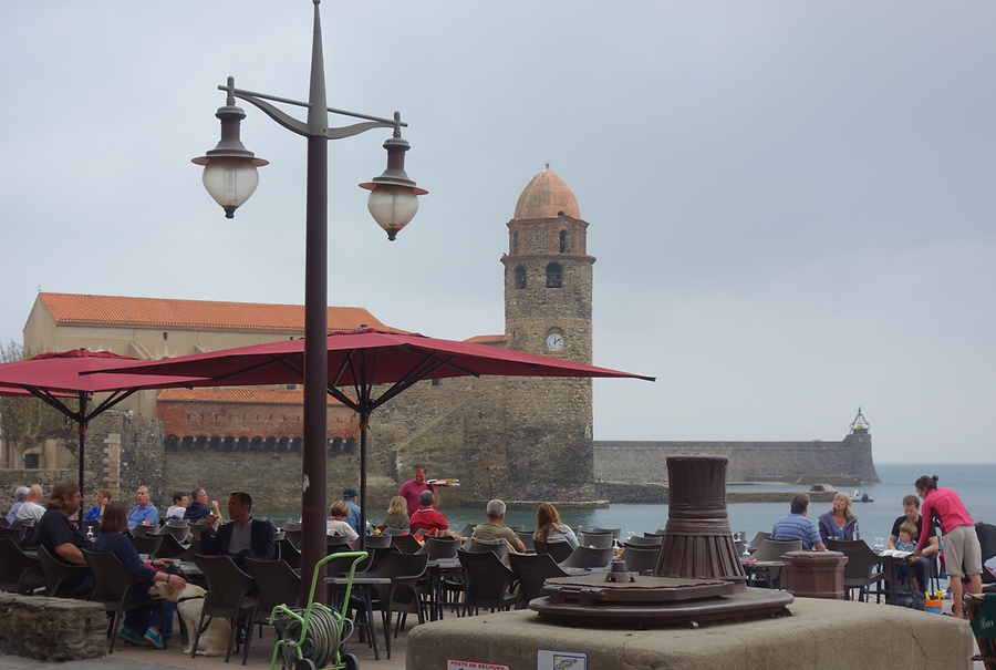 Collioure, Photo: U. Maurer