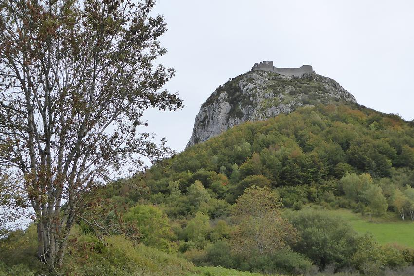 Montségur, Photo: H. Maurer, 2015