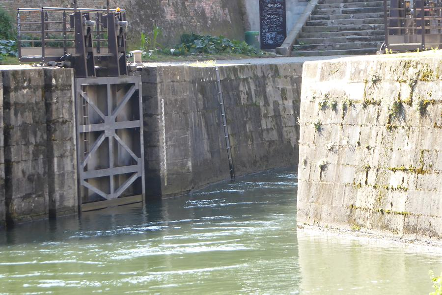 Open Lock, Photo: H. Maurer, 2015