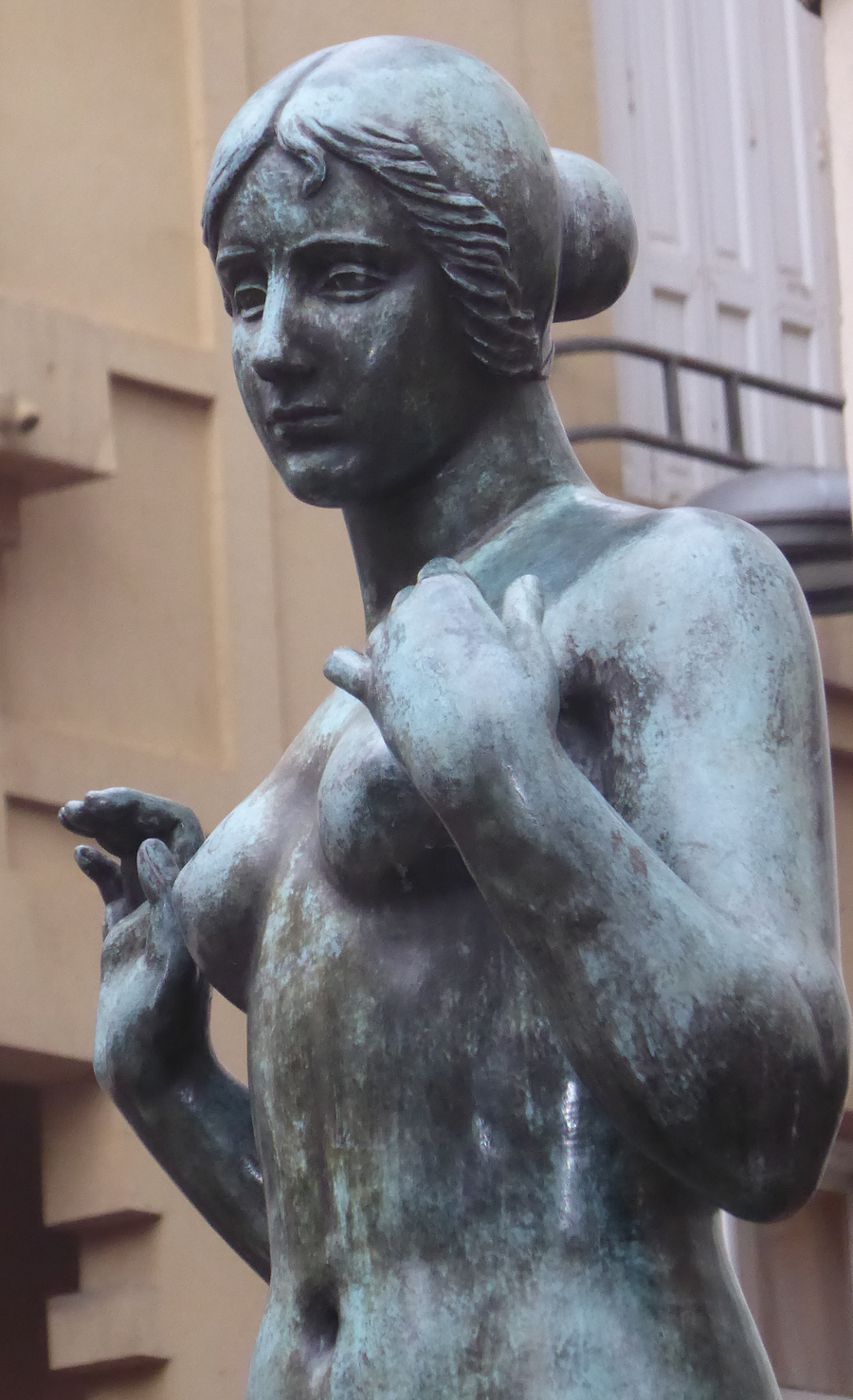 Sculpture by Maillol, Photo: H. Maurer, 2015