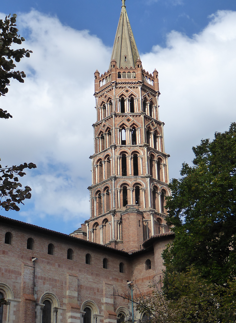 Tower of the Basilica, Photo: H. Maurer, 2015