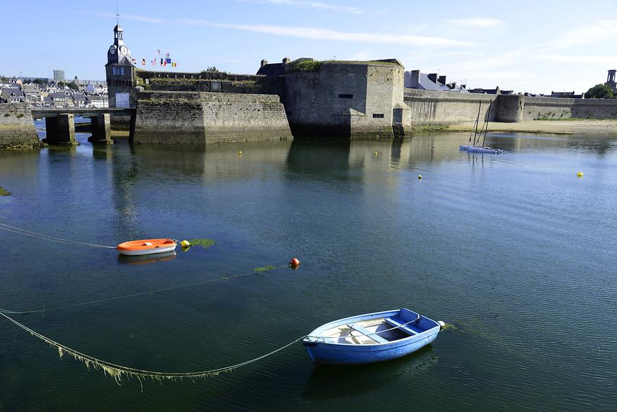 Concarneau - City Wall