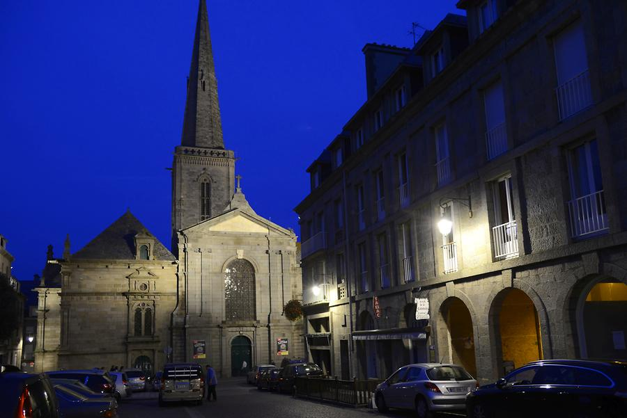 St Malo - Cathedral