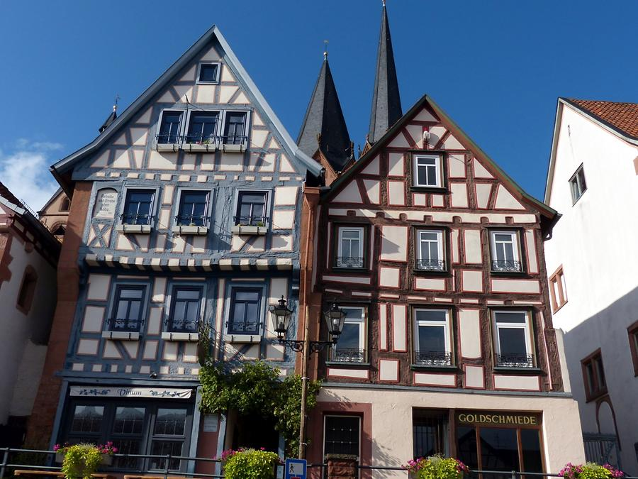 Gelnhausen - Timber-Frame Houses