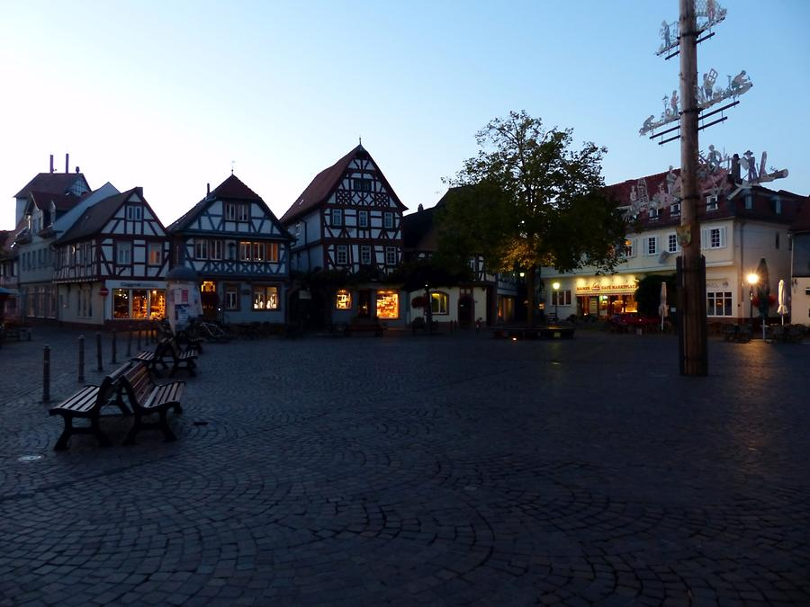 Seligenstadt - Evening Mood