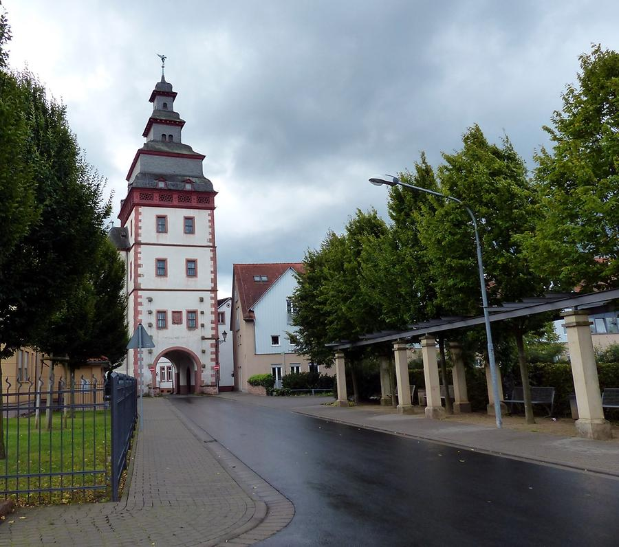 Seligenstadt - Steinheimer Gate Tower