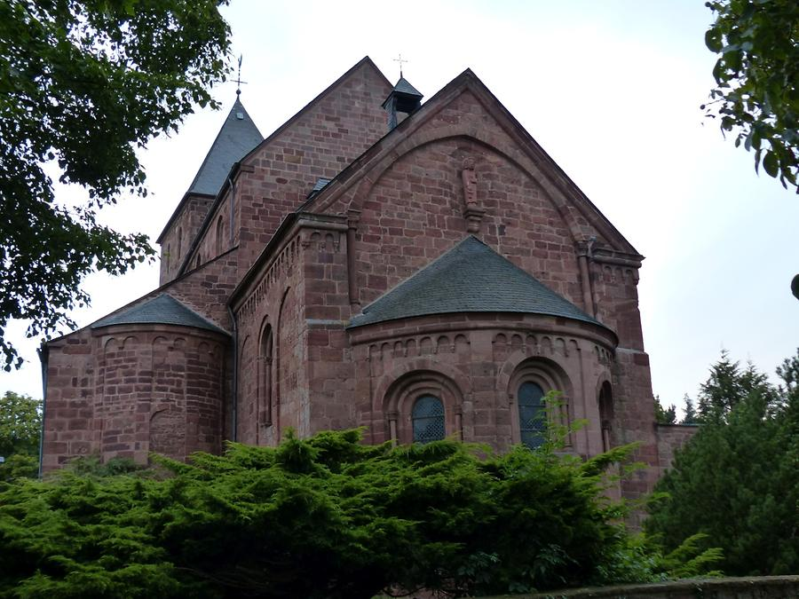 Nideggen - Romanesque Parish Church