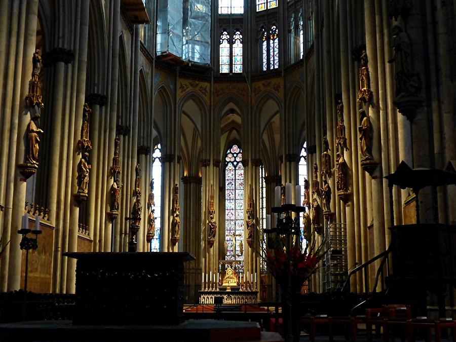 Köln - Cathedral - Choir