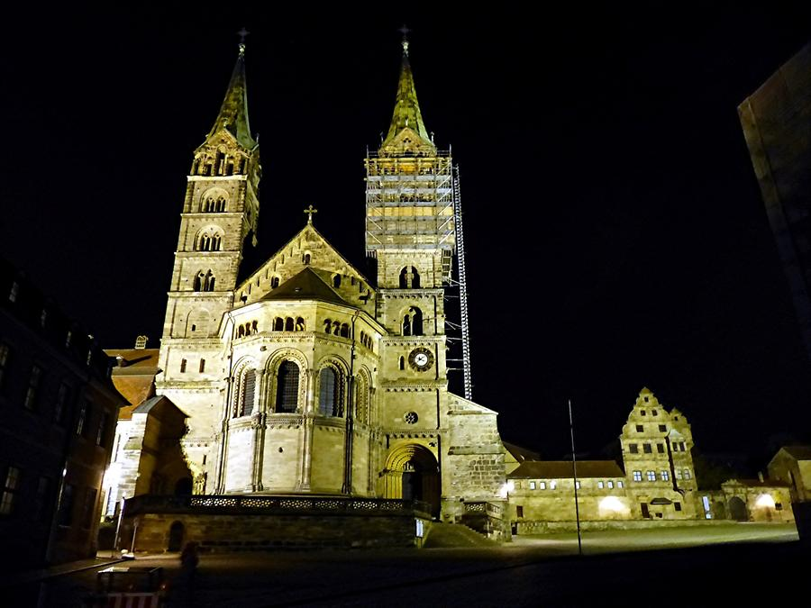Bamberg - Cathedral