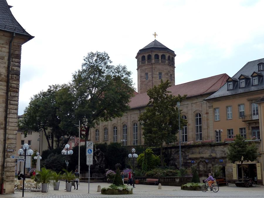 Bayreuth - Castle church