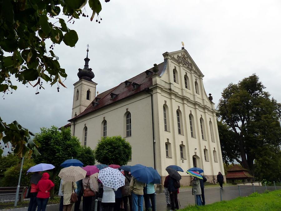 Maria Limbach - Pilgrimage church built by Balthasar Neumann