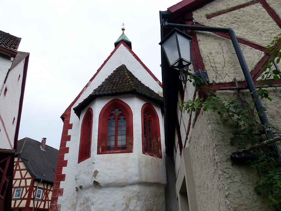 Zeil am Main - Anna chapel (15th century)