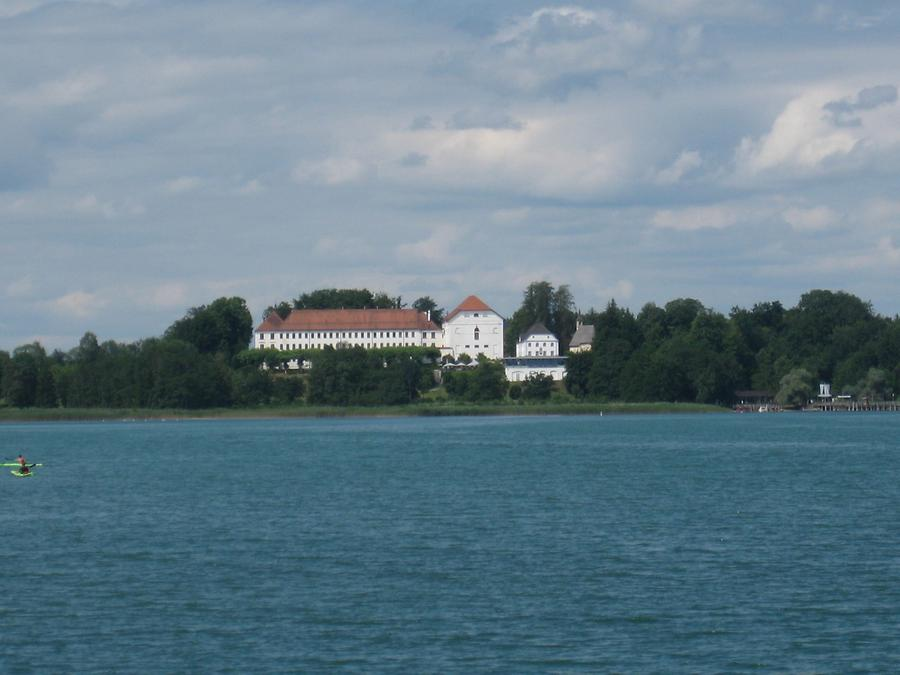 Herrenchiemsee - Altes Schloss