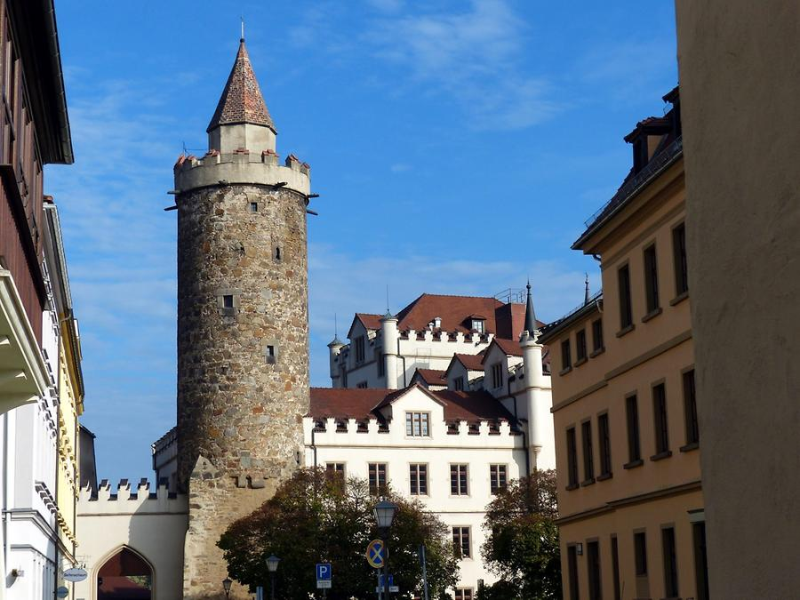 Bautzen - Wendish Tower and Old Barracks