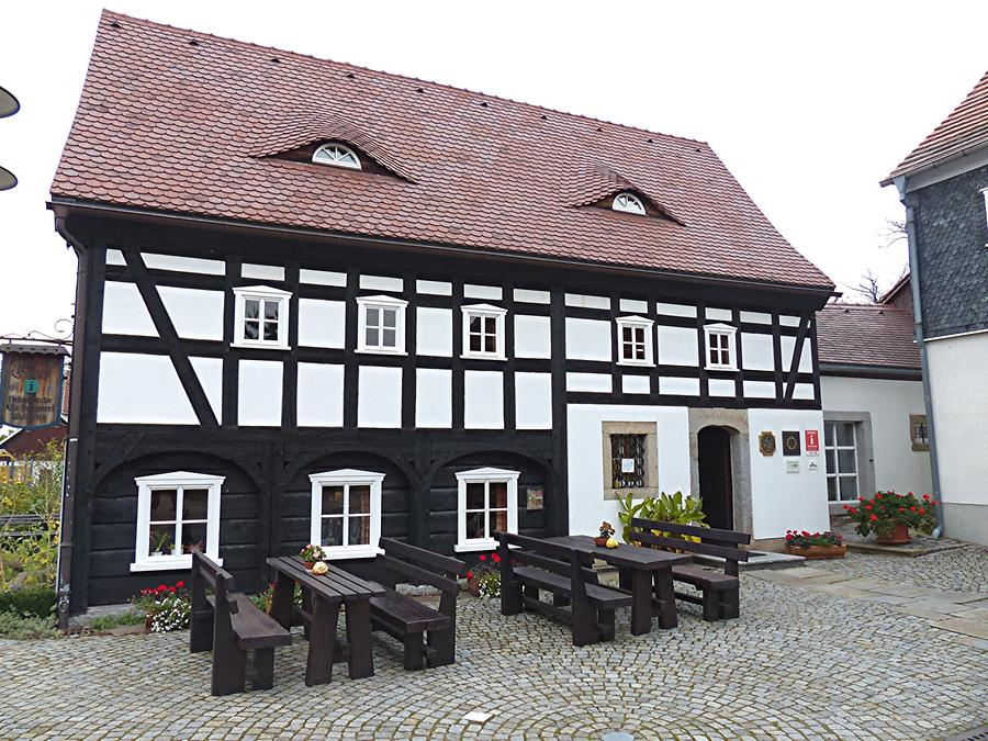 Kunersdorf - 'Upper Lusatian House', Today a Museum