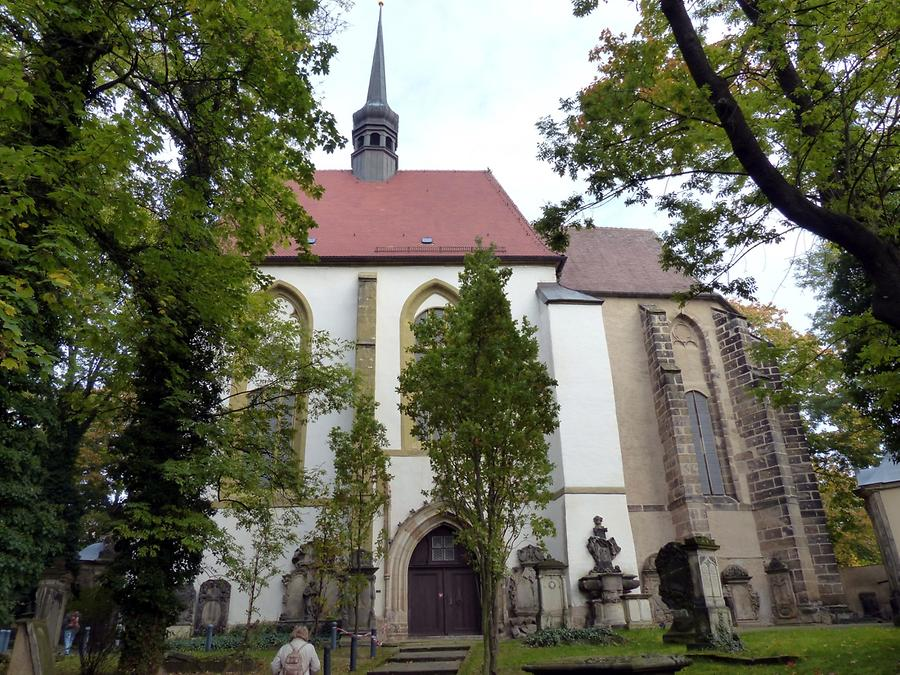 Zittau - Church of the Holy Cross
