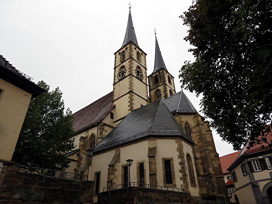 Bad Wimpfen - Evangelical Municipal Church