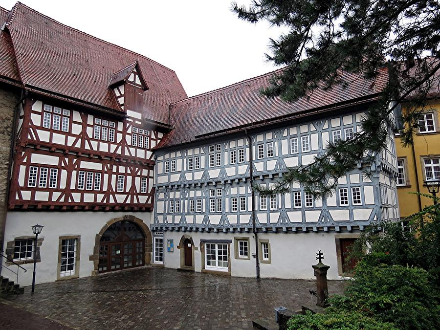 Bad Wimpfen - Half-Timber Houses