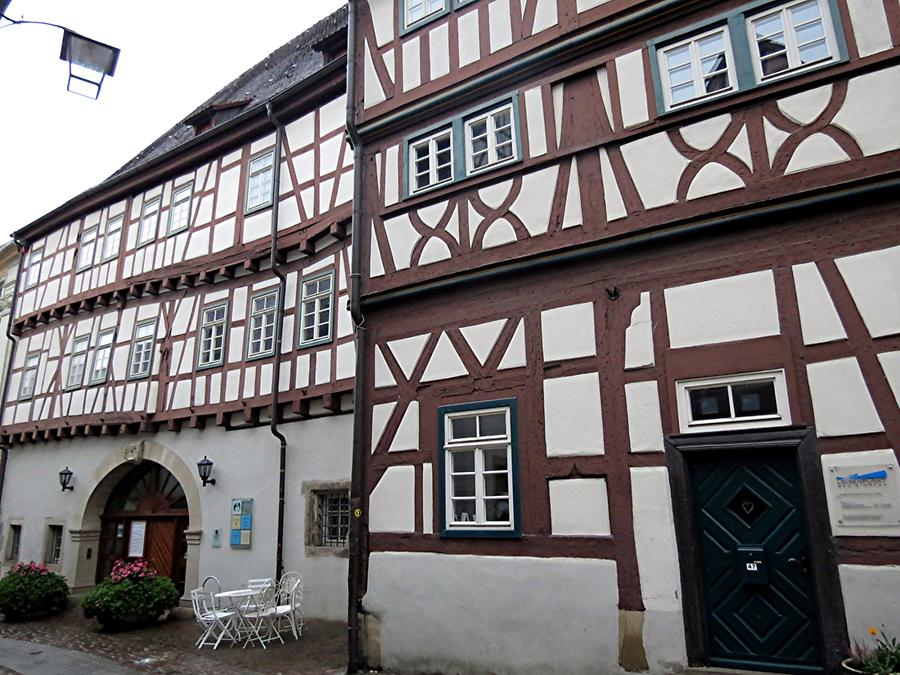 Bad Wimpfen - Old Hospice of the Holy Spirit