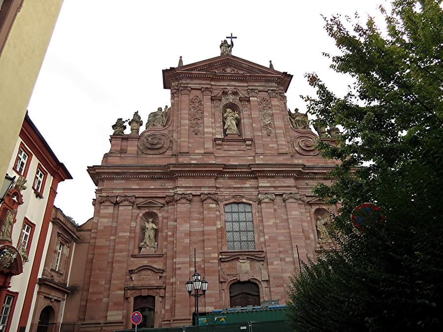Heidelberg - Church of the Jesuits