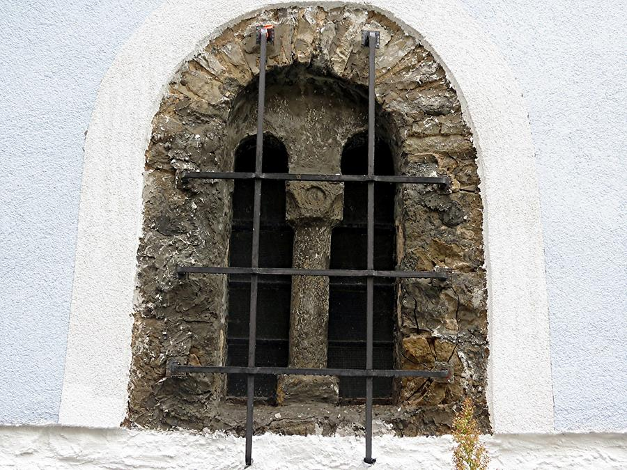 Wimpfen im Tale - Romanesque Window in a Private House