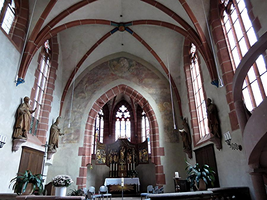 Hirschhorn - Parish Church