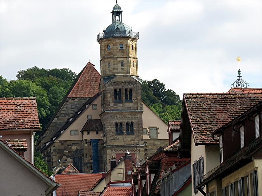 Schwäbisch Hall - St. Catherine's Church