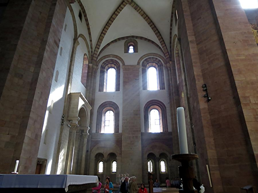 Speyer Cathedral; Transept