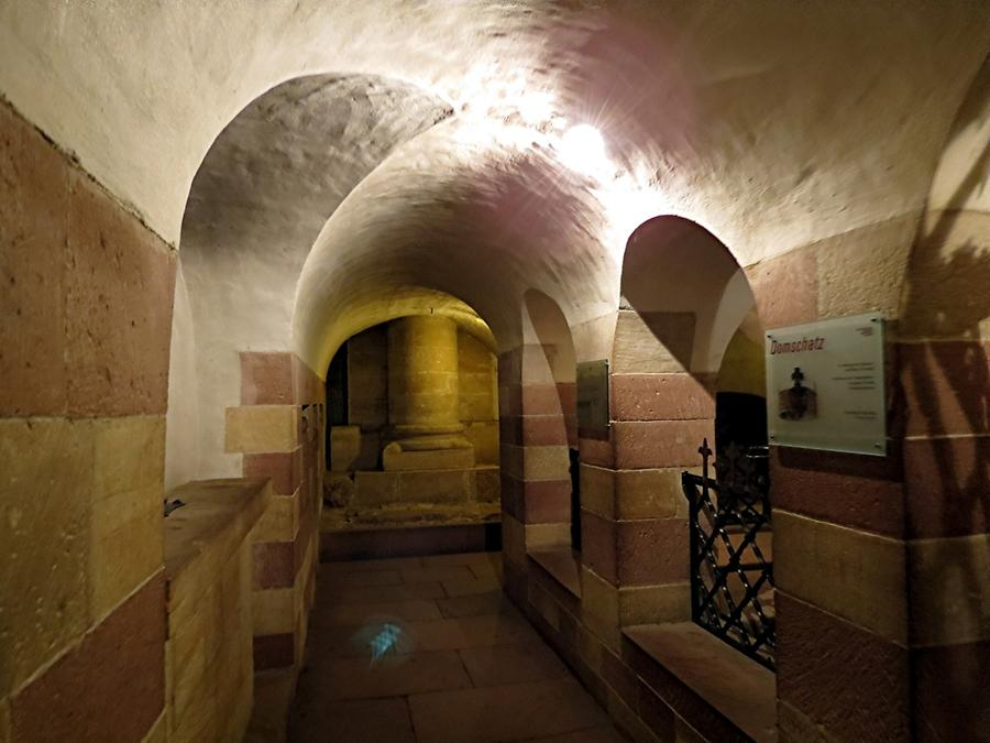 Speyer Cathedral; Vestibule of the Crypt
