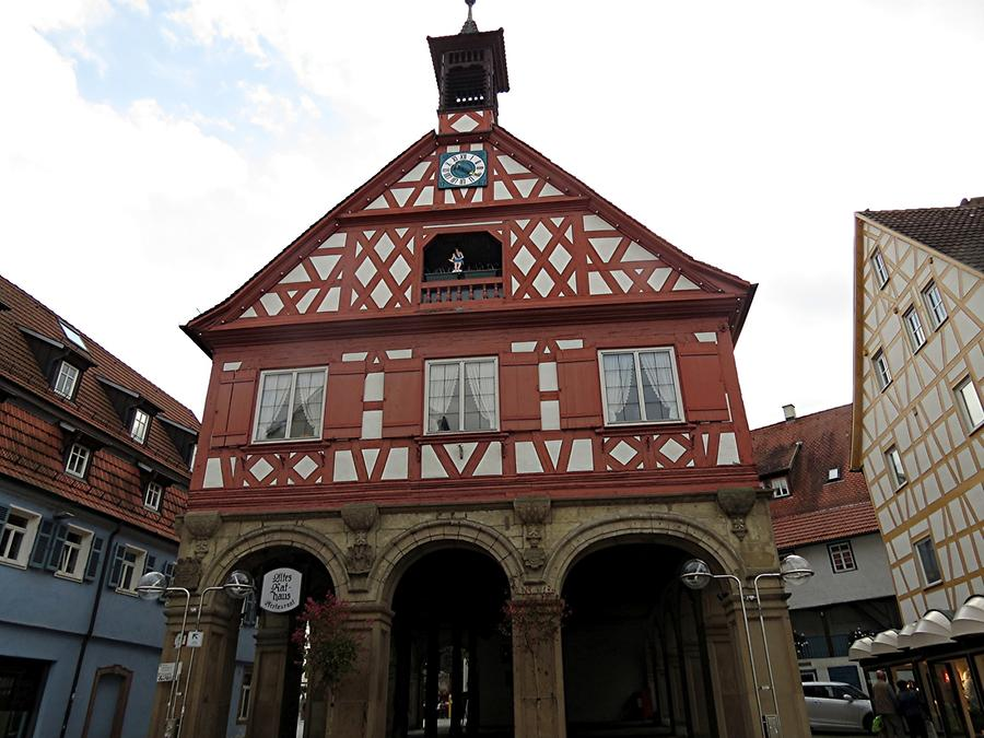 Waiblingen - Old Town Hall