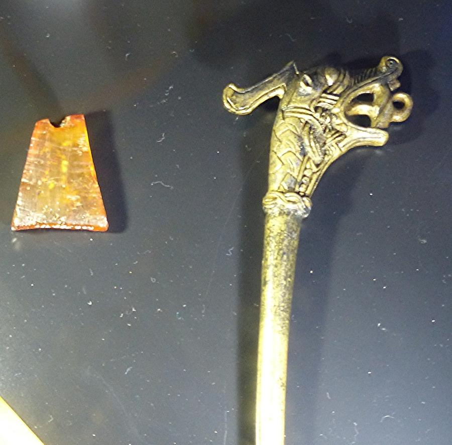 Haithabu - Finds from the Harbour