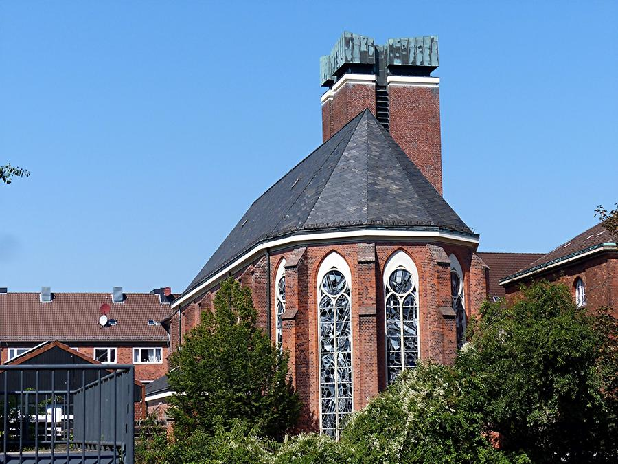 Kiel - Catholic St. Nicholas' Church