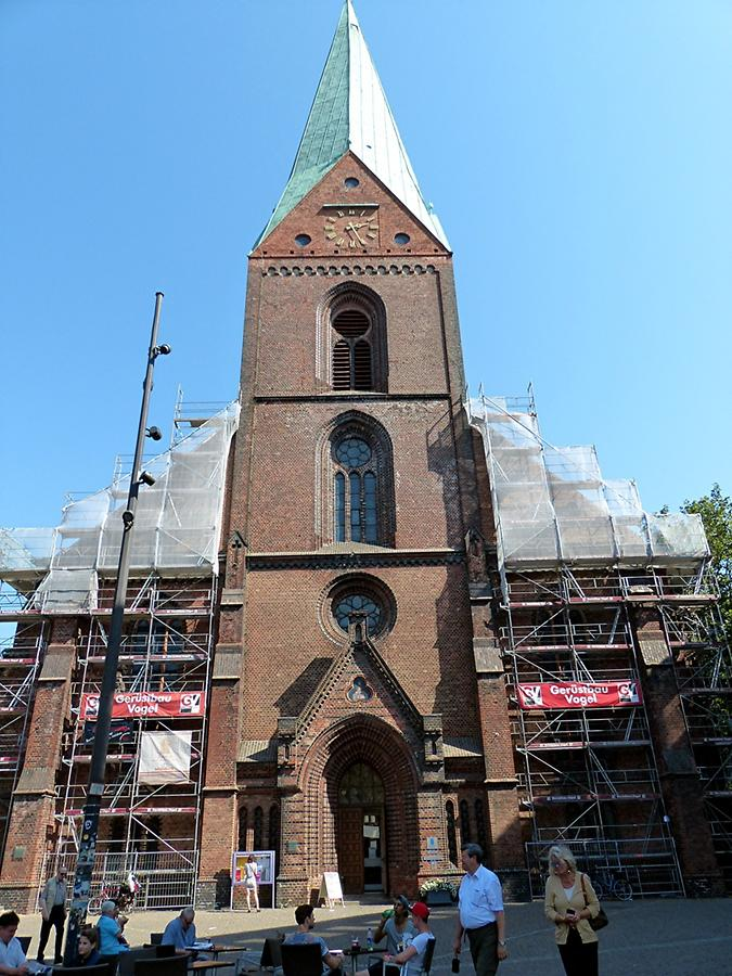 Kiel - Protestant St. Nicholas' Church