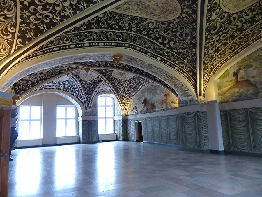 Gottorf Castle - 'Hirschsaal', a Ceremonial Hall from the 16th Century