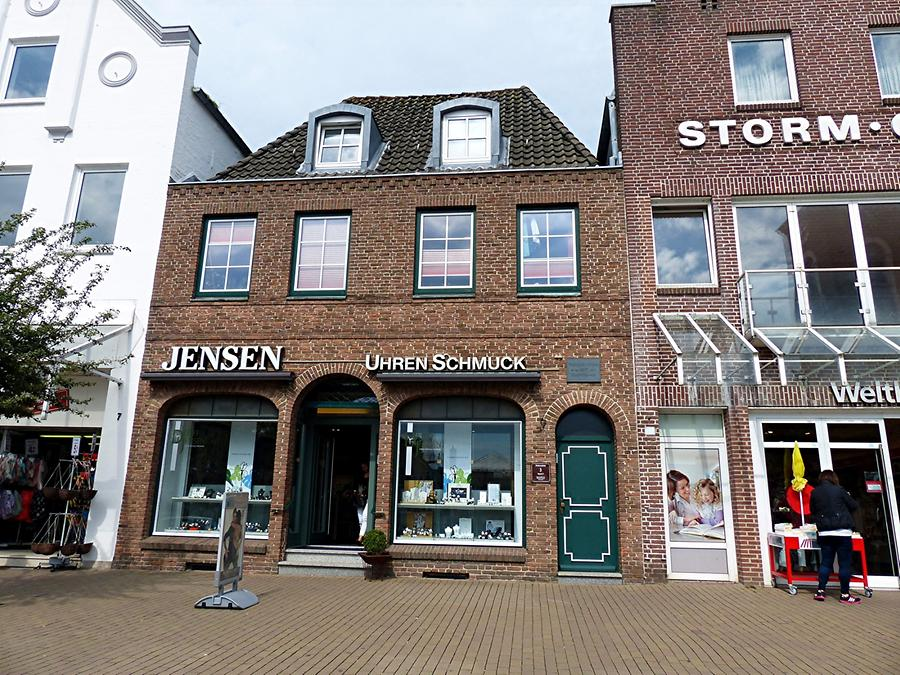 Husum - Theodor Storm' Birthplace