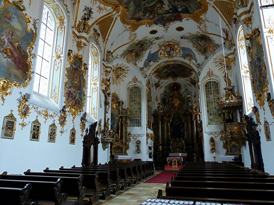 Amberg - School Church