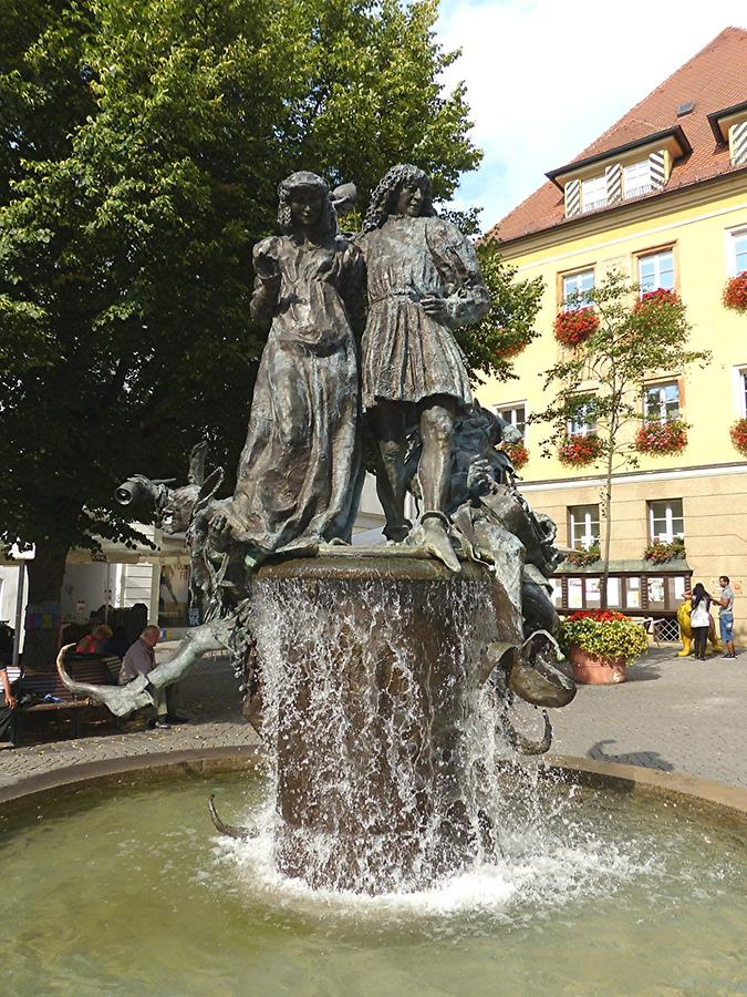 Amberg - 'Wedding Fountain'