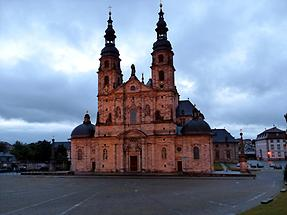 Fulda - Cathedral