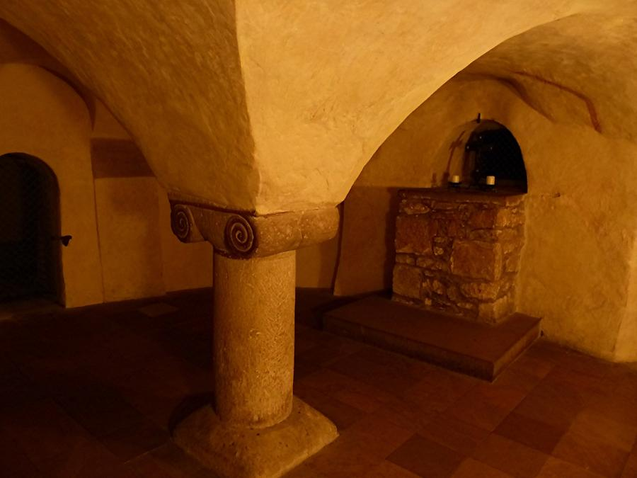Fulda - St. Michael's Church; Crypt
