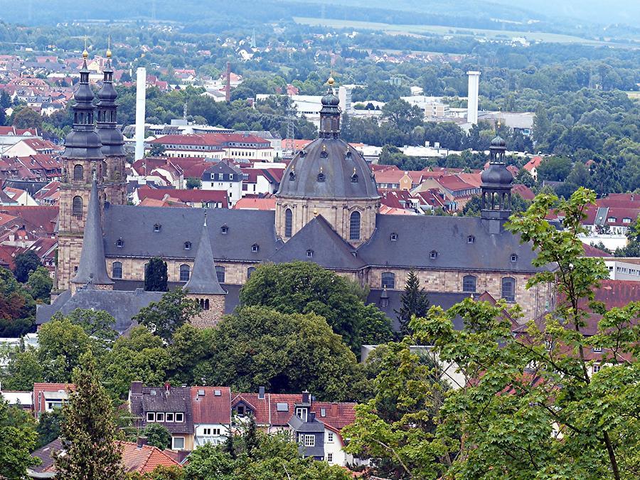 Fulda - View of the Town